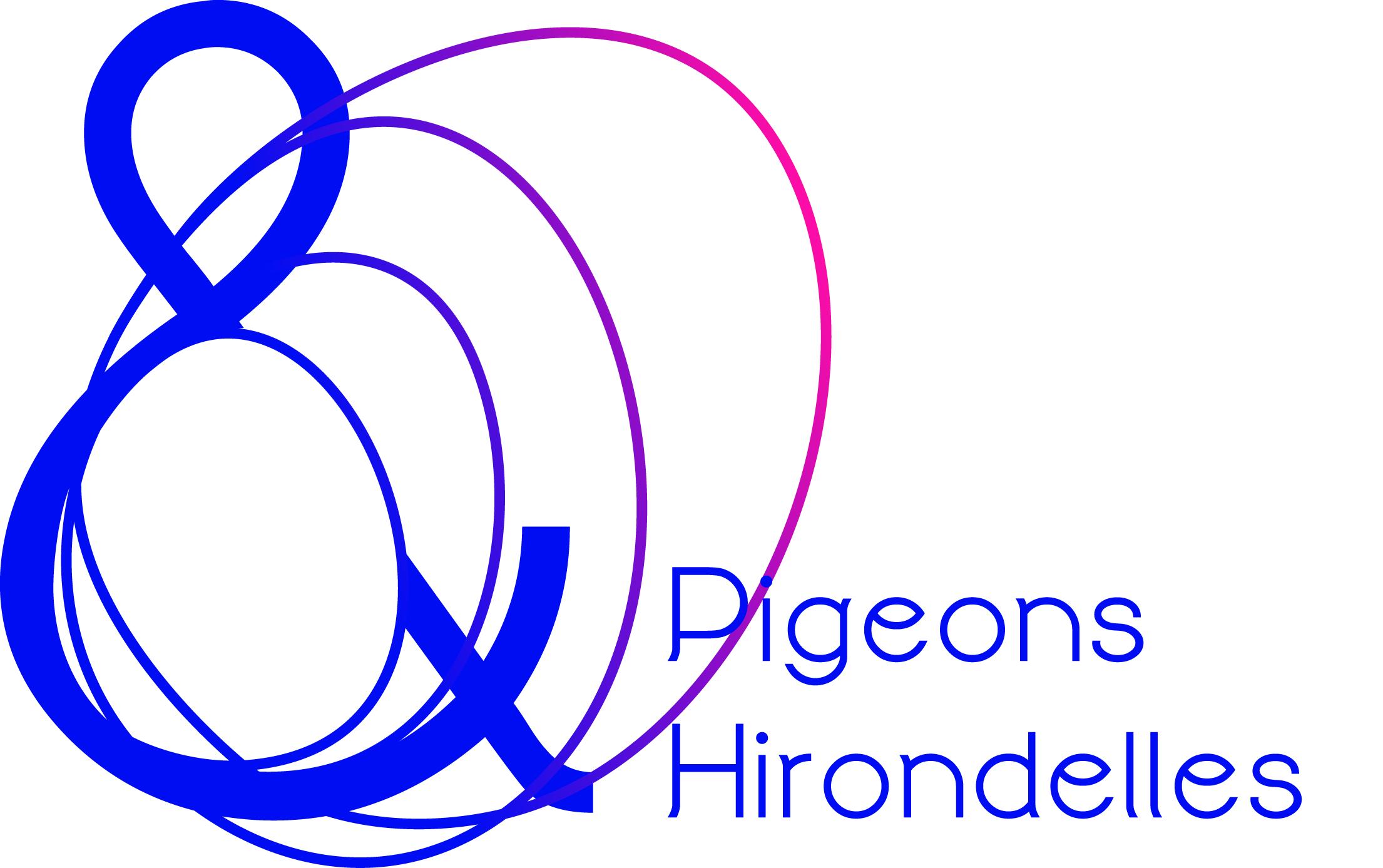Pigeons & hirondelles