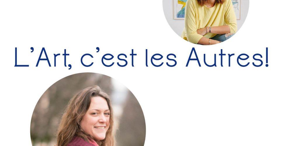 """Podcast """"L'art, c'est les autres. Galerie Tarivoci, épisode avec Victoria Clément"""