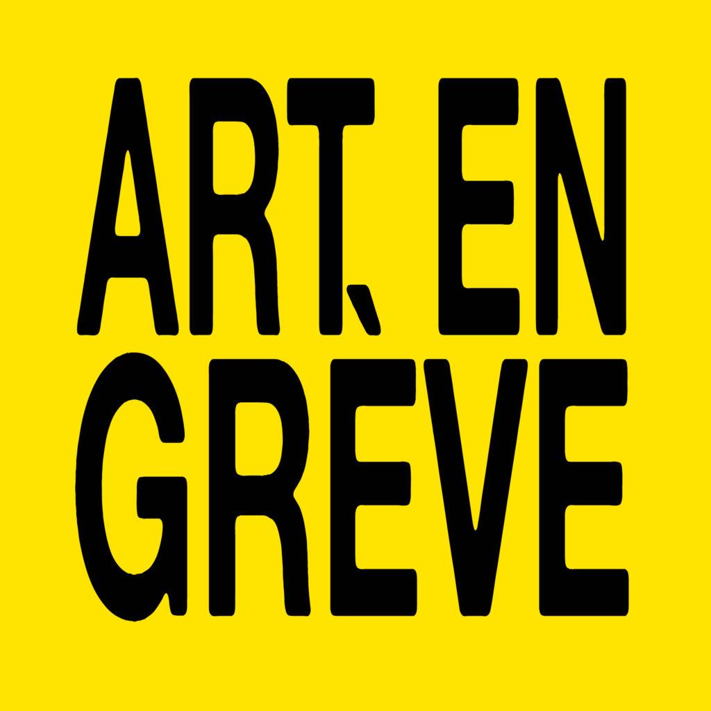 Art en grève